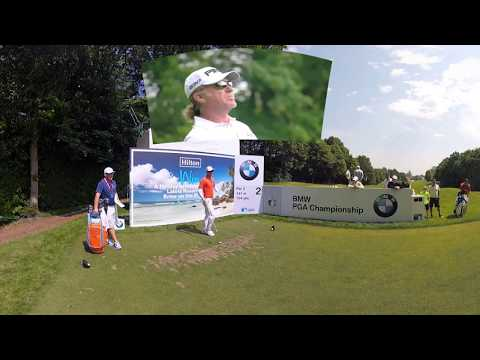 Virtual tour of the key shots at Wentworth with Dylan Frittelli