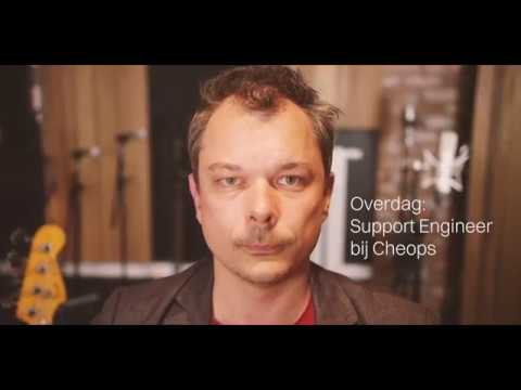 Cheops Employer Branding video