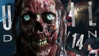 BACK FROM THE DEAD | Until Dawn - Part 14