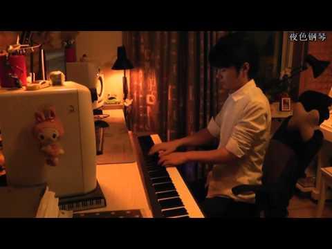 《欢乐颂》 夜色钢琴曲 赵海洋