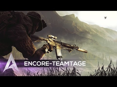 Ascend: Encore - Battlefield 3 Teamtage by Heartless