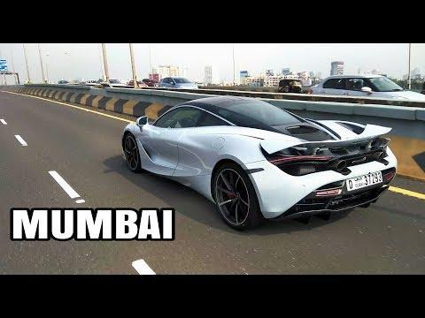 Loud Supercars Of Mumbai India September 2017 Doovi