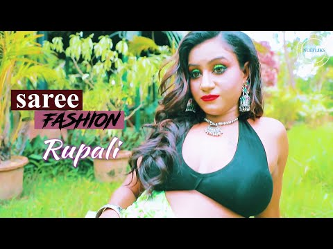 Saree Lover / Saree Fashion / Saree Shoot / Bengal Saree Lover   Bold Saree Shoot Nuefliks