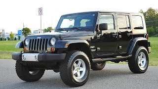 Davis AutoSports 2010 Jeep Wrangler Unlimited Sahara For Sale...