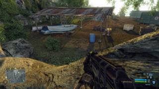 Crysis: Warhead - First Mission Gameplay [Full HD]