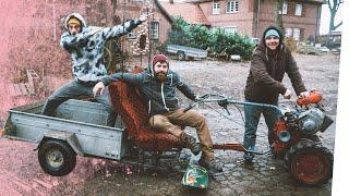 1-Achser Pickup schweißen - Fynntstones | Kliemannsland