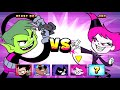 Teen Titans Go! - JUMP JOUSTS - Cutie and The Beast [Cartoon Network Games]