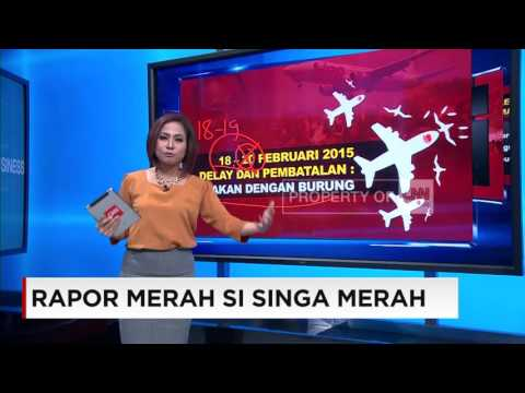 Rapor Merah Lion Air