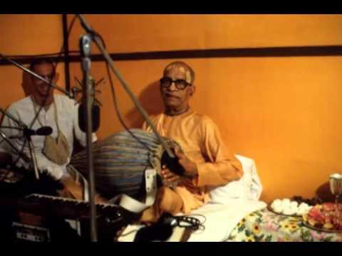 The Purport to Bhajahu Re Mana part one -...