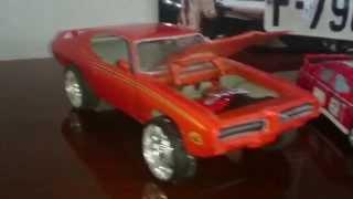 Model car collection (Model araba koleksiyonu)