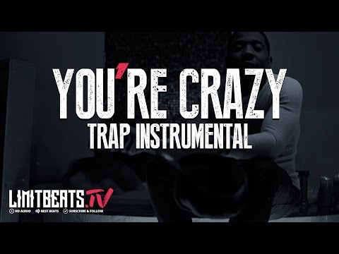 TRAP BEAT INSTRUMENTAL - You're Crazy (Prod By Yung Twist Beatz)