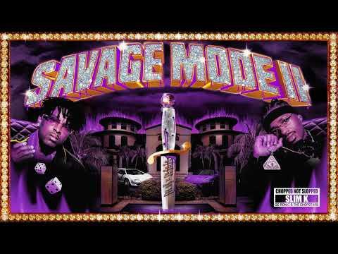 21 savage x metro boomin purple savage mode 2 intro chopnotslop remix youtube 21 savage x metro boomin purple
