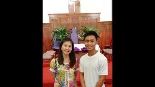 อดุลย์เข้าโบสถ์ขอพรจากพระเจ้าเตรียมเรียนพิเศษภาษาญี่ปุ่นและอังกฤษที่กรุงเทพฯ