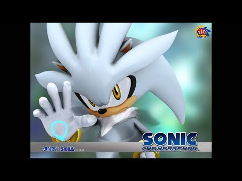 Sonic The Hedgehog 06 shadow Story Part 2 + Silver Story + Final (Xbox 360)