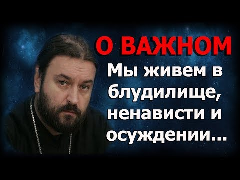 «Кесарево кесарю, а Божие Богу». Протоиерей Андрей Ткачёв