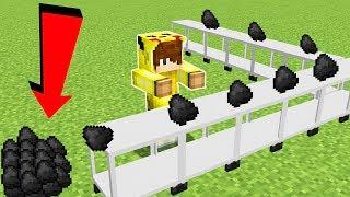 KÖMÜR FABRİKASI YAPIYORUZ! - Minecraft