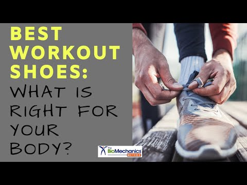 Best Workout Shoes How to Choose The Right Footwear