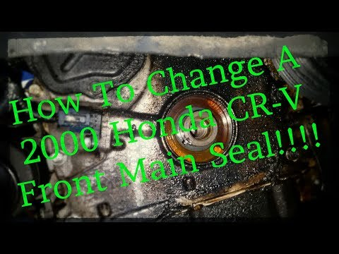 2002 Honda CRV Front Main Seal!!!!!