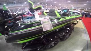 2016 Skeeter FX 21 LE BASS BOAT Overview