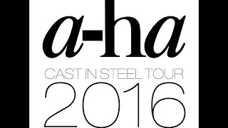 Take On Me - A-HA Finale || Live @ Manchester || Cast In Steel Tour 25/03/16