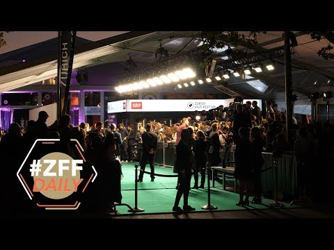 OPENING NIGHT 14. Zürich Film Festival | ZFF Daily 2018