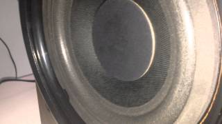 Test trust vigor speaker set 2.1