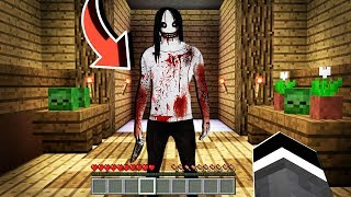 I Pranked Him As Jeff The Killer In Minecraft Gone Wrong