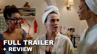 vampire academy official trailer 2   trailer review hd plus