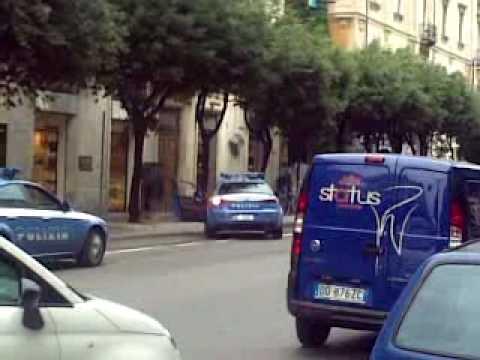 Pescara Rapina In Centro -sabato 4 Luglio 2009-