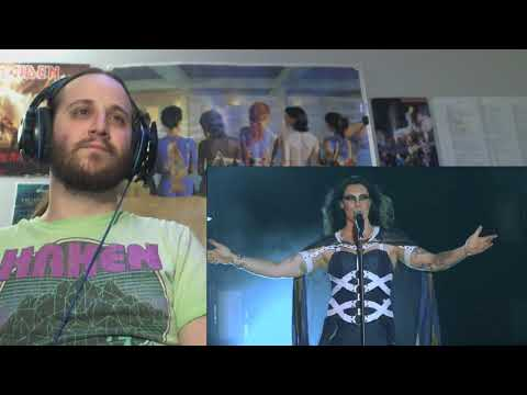 Nightwish - The Greatest Show On Earth (Live Tampere) (Reaction)