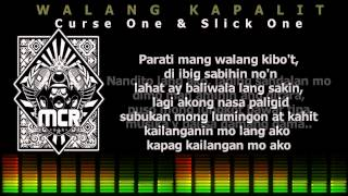 Repeat youtube video Walang Kapalit - Curse One & Slick One (TeamJEbeats)