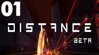 Distance Beta Gameplay Walkthrough Part 1 - No Commentary