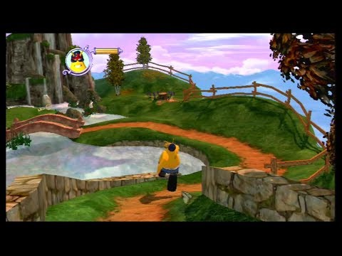 ToeJam & Earl III: Mission To Earth (Xbox) Gameplay