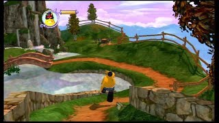 ToeJam & Earl III: Mission to Earth (Xbox) gameplay