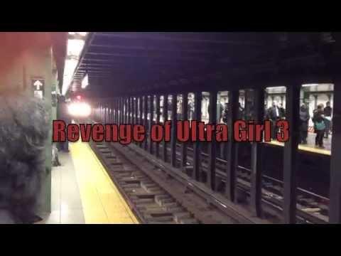 Revenge of Ultra Girl 3