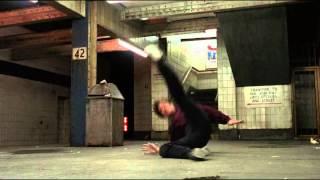 Телекинез (фрагмент из фильма