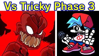 Friday Night Funkin' - Vs. Tricky Phase 3 Final Form + Cutscenes [FNF Mods] (Hard)
