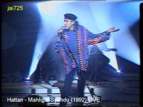 Hattan - Mahligai Syahdu (1992) LIVE