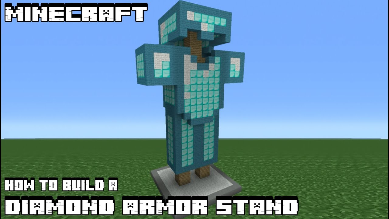 minecraft how to build armor