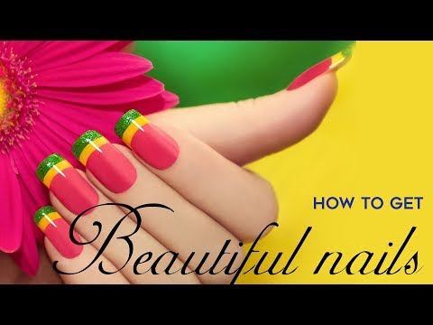 Easy tips for naturally beautiful and Healthy Nails | Tamil Beauty Tips