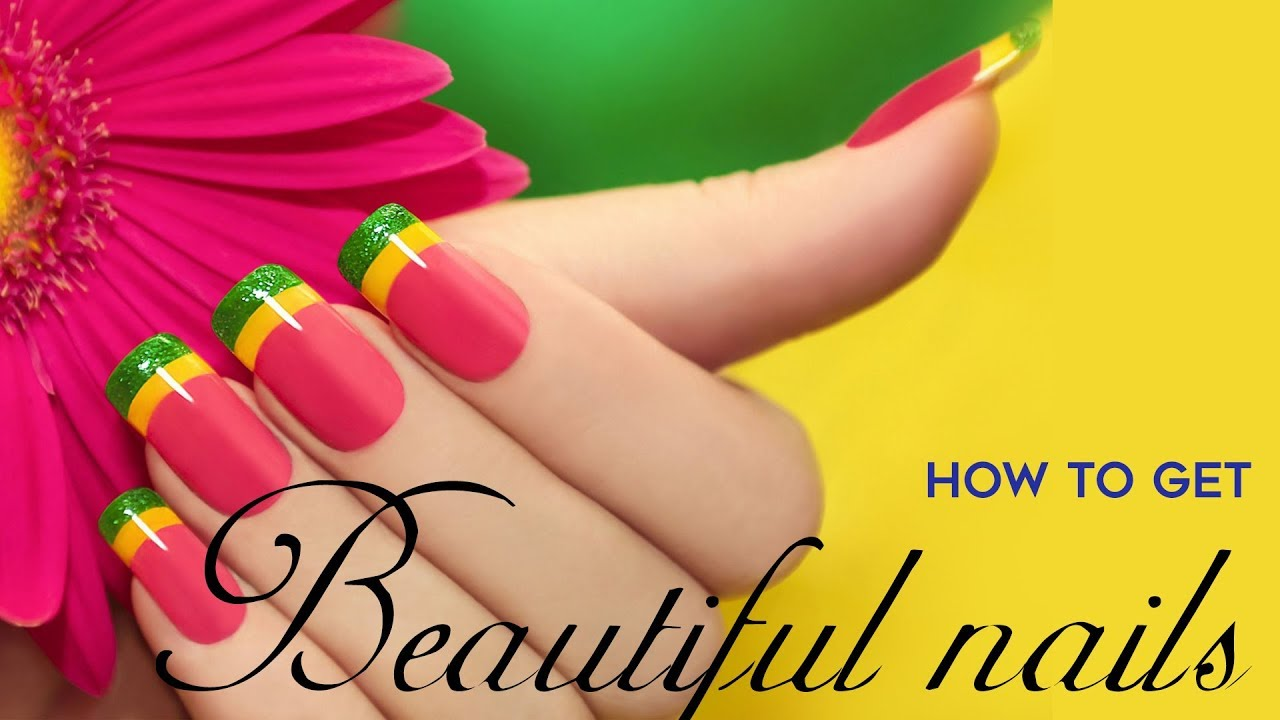 Easy tips for naturally beautiful and Healthy Nails  Beauty Tips in Tamil