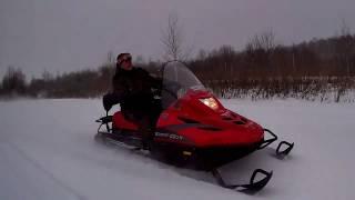 Снегоход RM (Русская механика) Тайга Варяг 550V