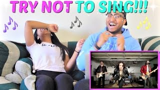 Try Not To Sing Challenge Part 2!!!