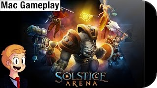 Solstice Arena - Mac Gameplay