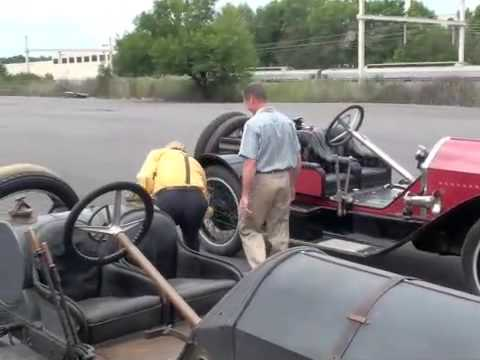 Mercer Stutz, Official Simeone Automotive Museum Video