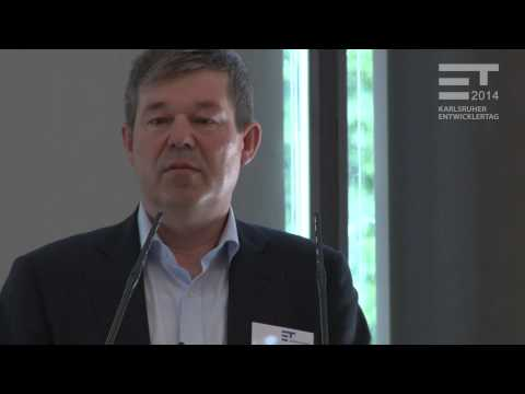 Entwicklertag 2014: PD Dr. Andreas Boes - Keynote: Agil ist in!