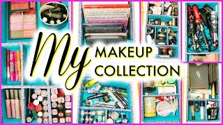 My Makeup Collection 2016 | ShrutiArjunAnand