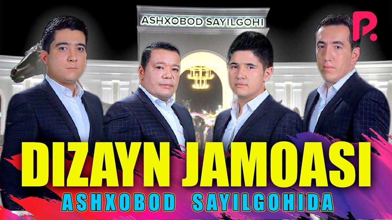 Dizayn jamoasi - Ashxobod sayilgohida | Дизайн жамоаси - Ашхобод сайилгохида 2020