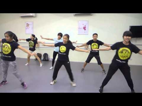 DANCE FACTORY SINGAPORE presents Keisha's Hip-Hop Intro Class (July - Sept)