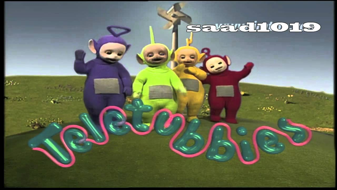 Nick Teletubbies Jr